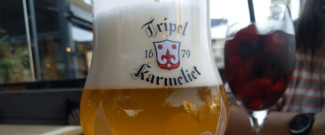 Tripel Karmeliet at Volt